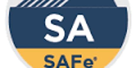Leading SAFe® Certification Course, Salt Lake City, UT tickets