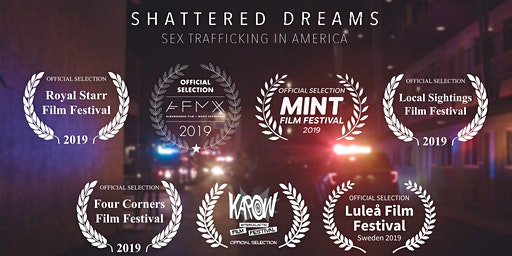 Behold Her Closing Reception: Shattered Dreams Film