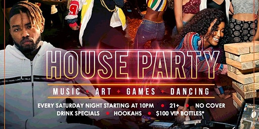 House Party Saturdays