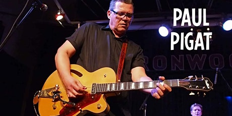 Sunday Matinee with Paul Pigat at Tractorgrease Cafe tickets