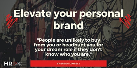 Personal Branding - for HR Professionals tickets