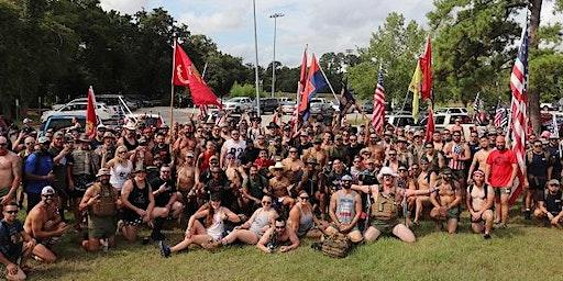 Irreverent Warriors Silkies Hike-Galveston TX