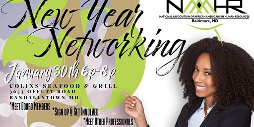 NAAAHR-Baltimore Chapter New Year Networking Event
