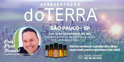 Evento dōTERRA São Paulo