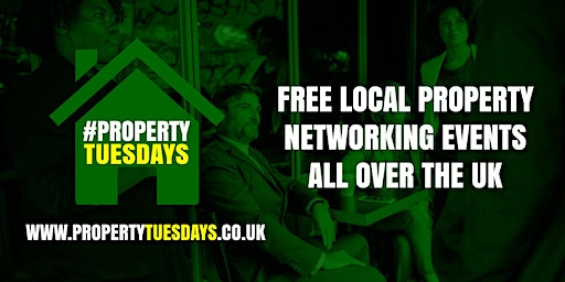 Property Tuesdays! Free property networking event in Galashiels