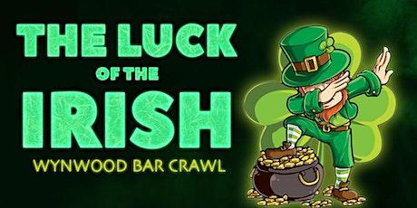 The Luck Of the Irish Wynwood Bar Crawl! tickets