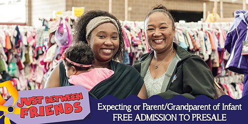 JBF Harrisburg/Hershey - Expecting or Parents/Grandparents of Infants - FREE! Spring 2020