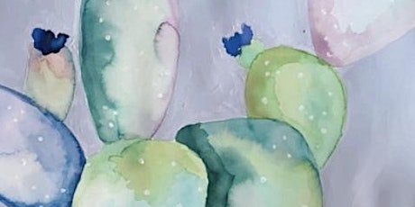 ART WORKSHOP FOR ADULTS - SUMMER SUCCULENTS tickets