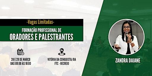 FORMAÇÃO PROFISSIONAL DE ORADORES E PALESTRANTES