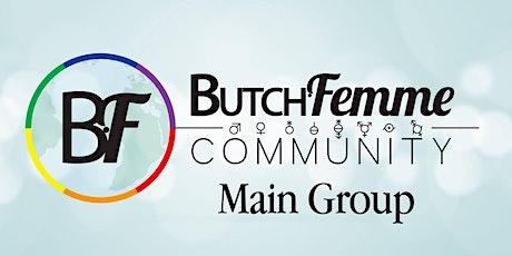 Butch-Femme Community Retreat tickets