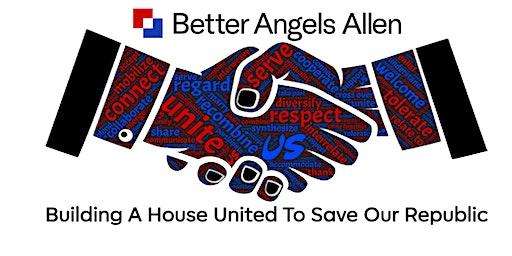 Better Angels workshop: Bridging the Red/Blue Divide