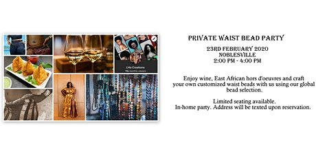 Private Waist Bead Party tickets