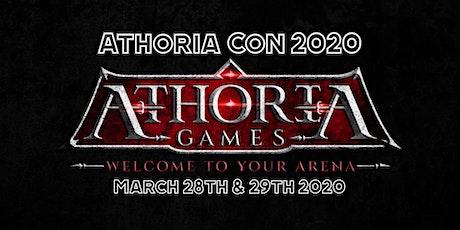 Athoria Con 2020 tickets