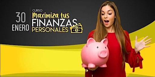Curso  Gratuito Maximiza tus finanzas personales