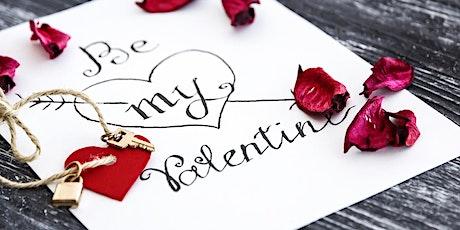 Valentine's with a Flourish! Parent & Child Workshop tickets