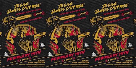 Jesse James Dupree (of Jackyl and Dixie Inc.) tickets