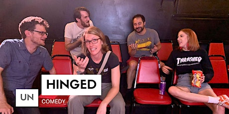Unhinged Comedy tickets