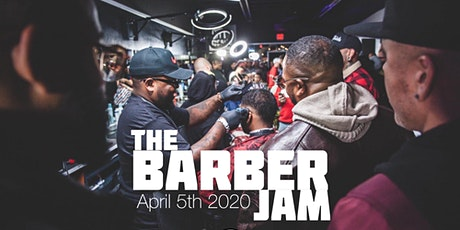 The Barber Jam 2020 tickets