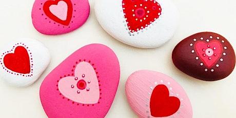 NORTHSIDE: Love Rocks! Craft (For Ages K-6) tickets