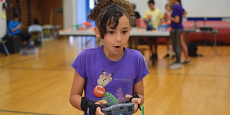 Kumquat Week: DYR RoboCamp - Introductory/Intermediate tickets