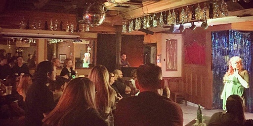 Pensacola Comedy Rated R Stand-Up Open Mic