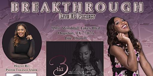 Breakthrough:The Live EP Recording