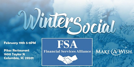 Financial Services Alliance: Winter Social tickets
