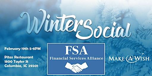 Financial Services Alliance: Winter Social