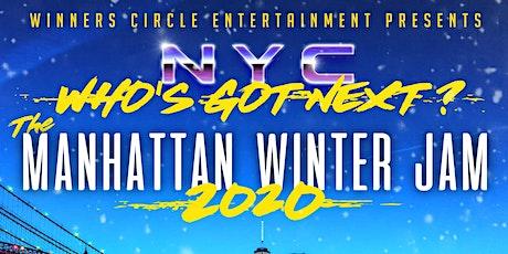 Manhattan Winter Jam 2020 tickets