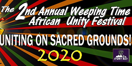 2nd Annual African Unity Festival tickets