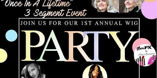 """Alopecian Beauty Co """"Love Story Wig Party"""""""