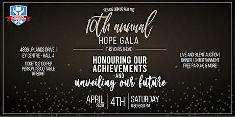 10th Annual Somali Hope Foundation Gala tickets