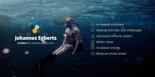 SOLD OUT: Wim Hof Method Fundamentals Sydney