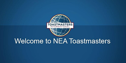 NEA Toastmasters Meeting