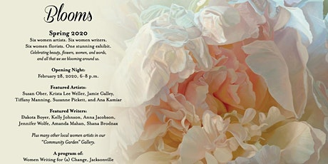 BLOOMS: Art Show Opening tickets