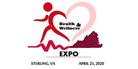 Loudoun Health and Wellness Expo 2020 tickets