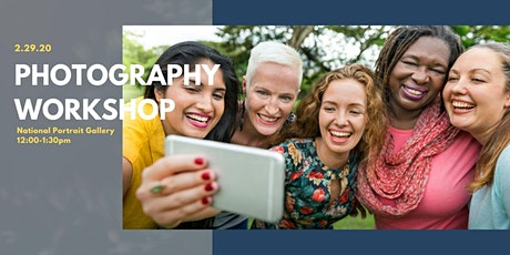 Photography Workshop & Photowalk (Phone & DSRL) tickets