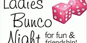 February Girls Night Out - Friends, Food, and Bunco