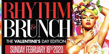 Rhythm And Brunch: A Valentine's Day Special tickets