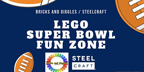 LEGO Super Bowl Fun Zone tickets