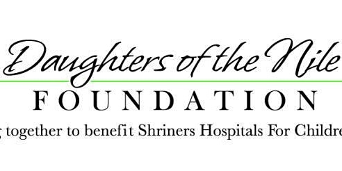 Daughters of the Nile Fundraiser