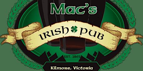 KRMF Sunday Funday @ Macs tickets