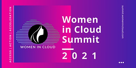 Women in Cloud Annual Summit 2021 tickets