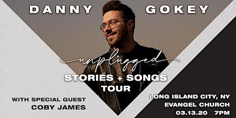 Danny Gokey - Unplugged | Long Island City, NY tickets