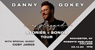 Danny Gokey - Unplugged | Rochester, NY
