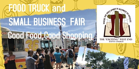 Food Truck and Small Vendor Fair tickets