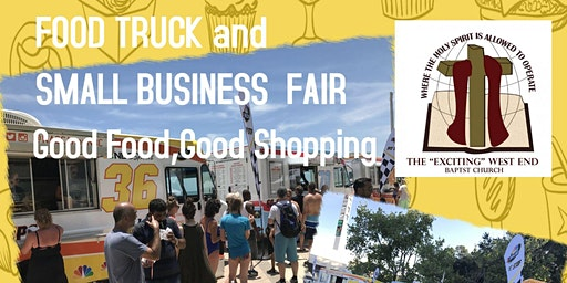 Food Truck and Small Vendor Fair