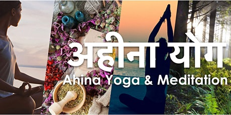 An Evening of Ahina Yoga tickets