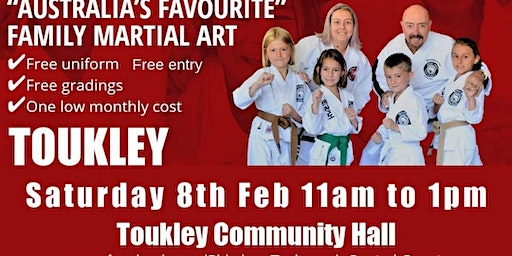 Shimjang Taekwondo  Open Day Central Coast
