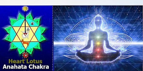 Law of Attraction and Chakra Activation to Build Love, Joy and Inner Peace  tickets